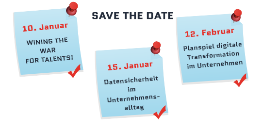 Veranstaltungsplan DigitalSmartEvents